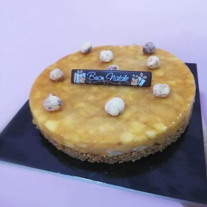 torta moderna alle mele