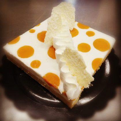 torta moderna mango